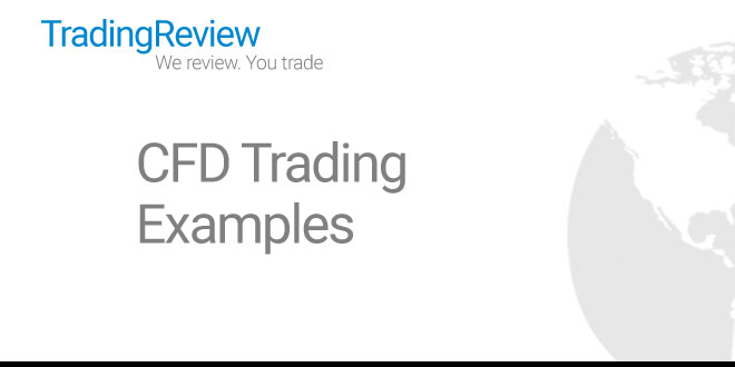 CFD Trading Examples