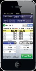 IG Markets Mobile